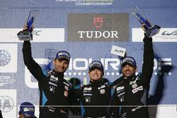 Pemenang balapan, kelas GTE-Am Patrick Dempsey, Patrick Long, Marco Seefried, Dempsey Proton Competi