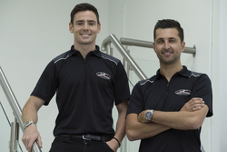 Scott Pye e Fabian Coulthard, DJR Team Penske