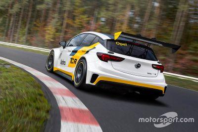 Opel Astra TCR lansmanı