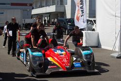 2015亚洲勒芒系列赛富士站冠军Race Performance