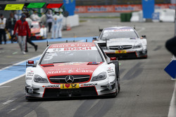 Paul di Resta, HWA AG Mercedes AMG, C-Coupé DTM