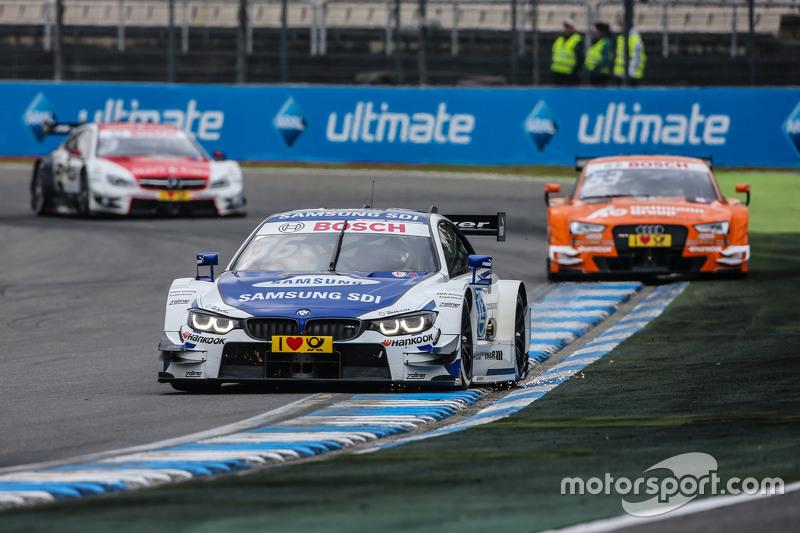 Максім Мартін , BMW Team RMG BMW M4 DTM