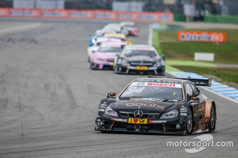Паскаль Верляйн , HWA AG Mercedes-AMG C63 DTM
