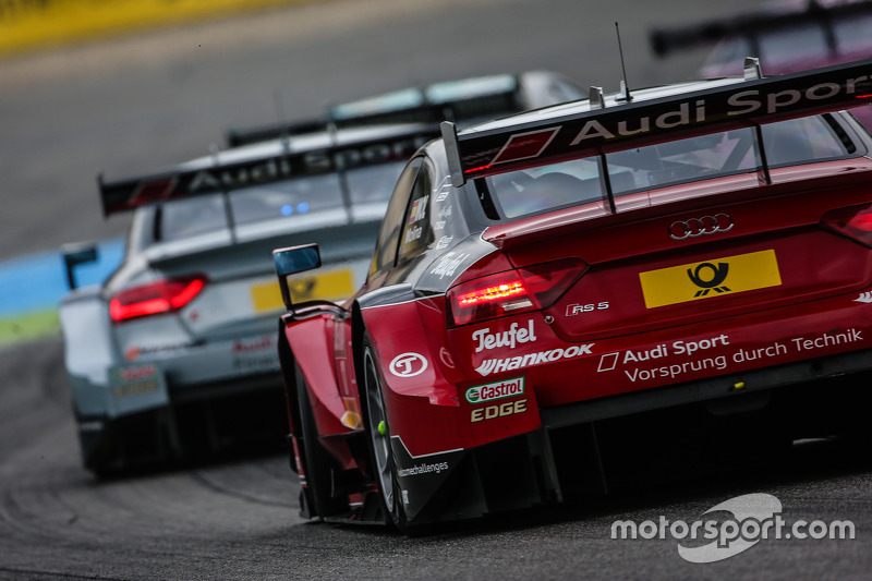 Мігель Моліна , Audi Sport Team Abt Audi RS 5 DTM