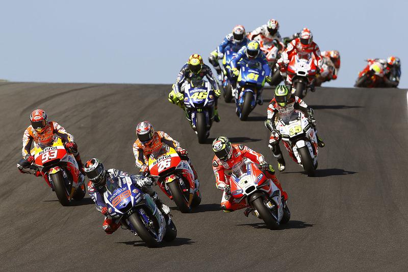 Race van het jaar: MotoGP Australië