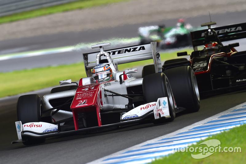 Нараін Картікеян, Team Dта elion Racing