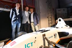 Nicky Catsburg, Xavier Maassen und Jan Lammers