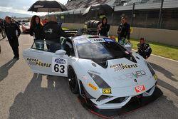 Lamborghini Gallardo GT3 #63 Mirko Bortolotti, Adrian Zaugg, Imperiale Racing