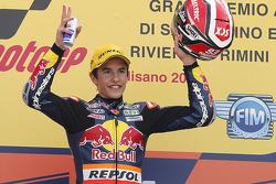 Winner Marc Marquez