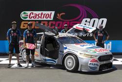 Prodrive Racing Avustralya Ford, pilotları Geleceğe Dönüş renk düzenini açıklıyor
