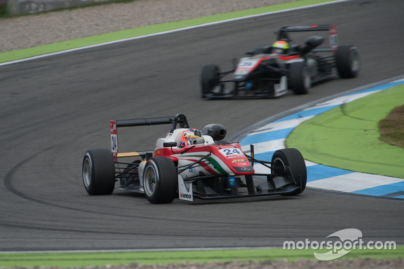 Максиміліан Гюнтер, Prema Powerteam Dallara Mercedes-Benz
