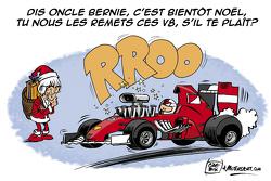 L'humeur de Cirebox - Des V8 pour Noël?