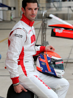 Александер Россі, Manor F1 Team