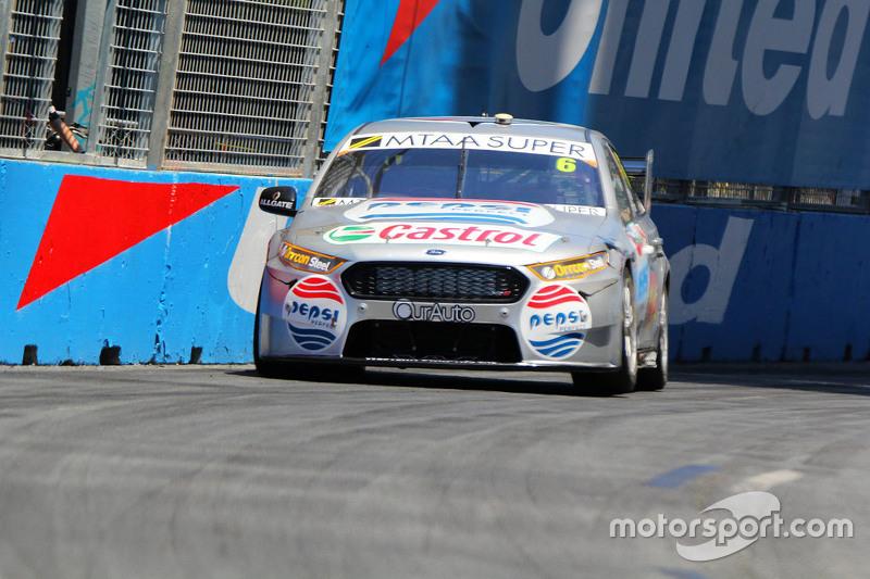 Cameron Waters та Рассел Інгалл, Prodrive Racing Australia Ford