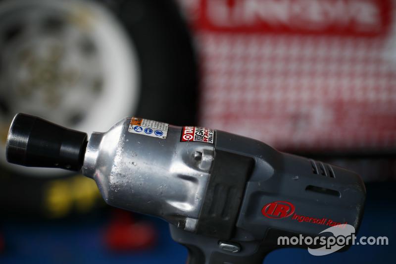Chip Ganassi Racing механік's tool