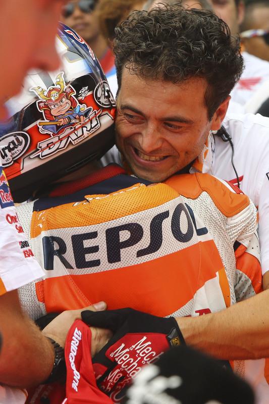 Polesitter Dani Pedrosa, Repsol Honda Team