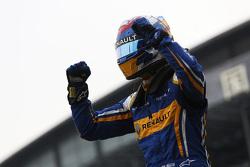 Ganador de la carrera Sébastien Buemi, Renault e.Dams