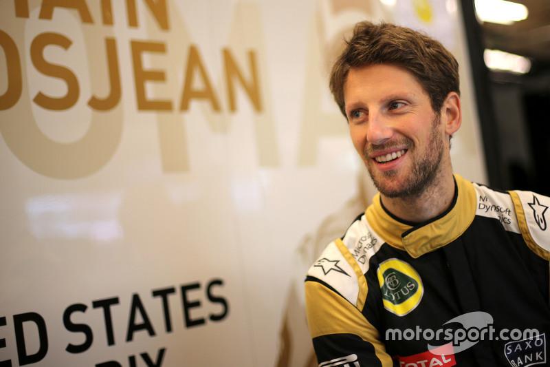 Romain Grosjean (2015, 29 Jahre)