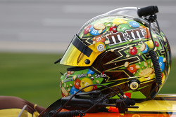 Casque de Kyle Busch, Joe Gibbs Racing Toyota