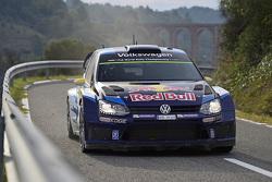 Андреас Миккельсен и Ола Флоене, Volkswagen Polo WRC, Volkswagen Motorsport