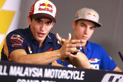Marc Marquez, Repsol Honda Team in persconferentie