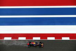 Daniil Kvyat, Red Bull Racing RB11 in the qualifying session