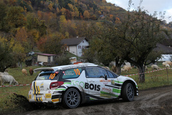 Oliver Burri e Nicolas Klinger, Citroen DS3 RRC