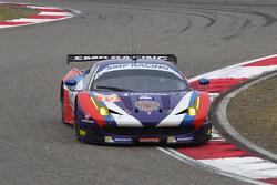 #72 SMP Racing Ferrari 458 GTE: Andrea Bertolini, Viktor Shaitar, Alexey Basov