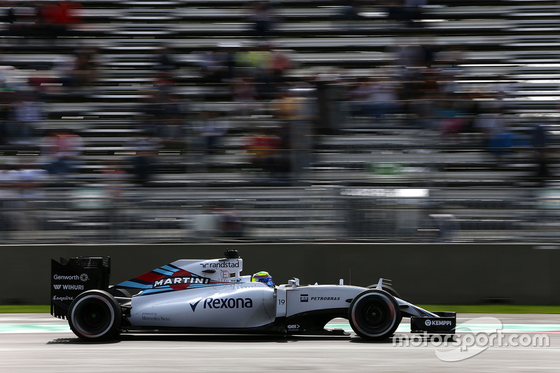 Felipe Massa, Williams F1 Team