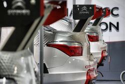 Citroën World Touring Car área de equipo