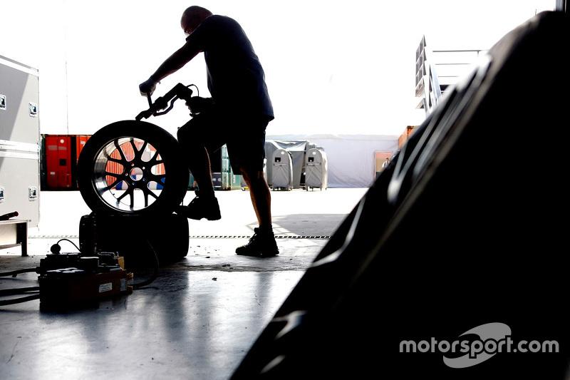 Citroën World Touring Car територія команди