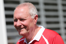 John Booth, Manor Marussia F1 Team Team Principal