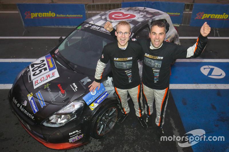 VLN: Dirk Groneck (Deutschland), Tim Groneck (Deutschland)