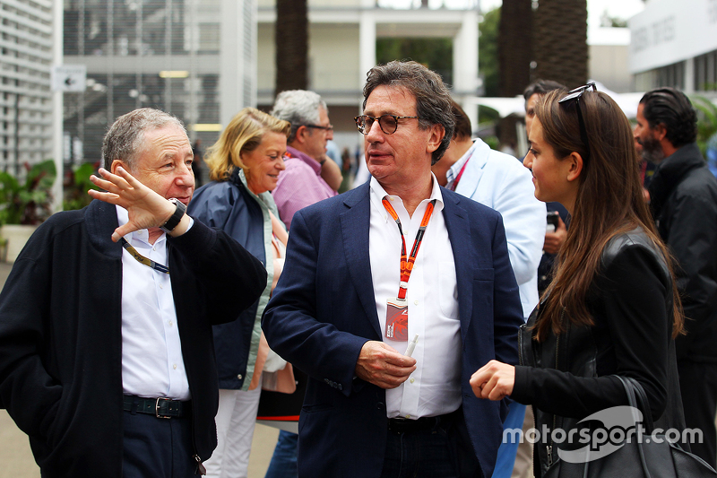 جان تود، رئيس الاتحاد الدولي للسيارات