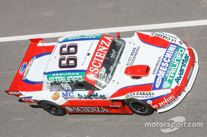 Матіас Халаф, Catalan Magni Motorsport Ford