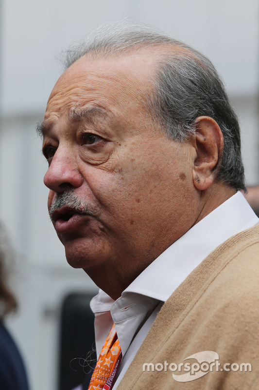 Carlos Slim, Business Magnate