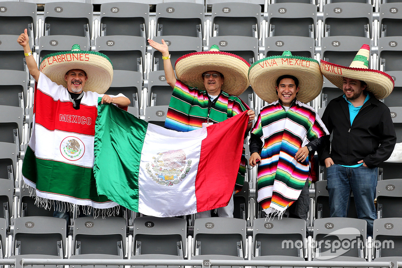Mexikanische Fans