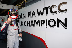 Tourenwagen-Weltmeister 2015: Jose Maria Lopez, Citroën C-Elysée WTCC, Citroën World Touring Car Team