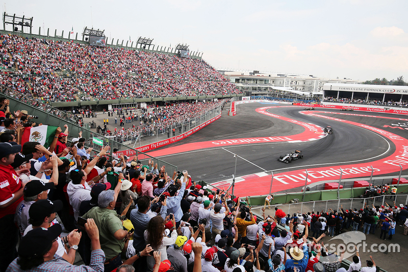 Mexiko-Stadt: Stadionpassage