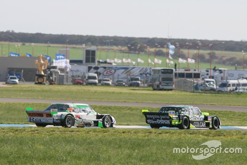 Мауро Галломбардо, Maquin Parts Racing Ford, Сантьяго Мангоні, Laboritto Jrs Torino
