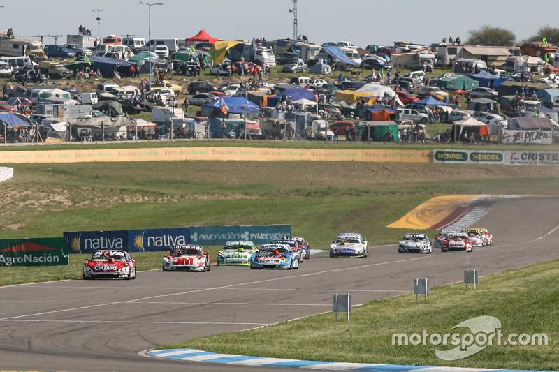 Матіас Россі, Donto Racing Chevrolet, Маріано Вернер, Werner Competicion Ford, Мартін Понте, Nero53