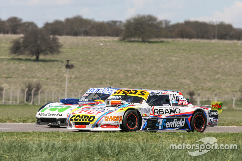 Маурісіо Ламбіріс, Coiro Dole Racing Torino, Матіас Нолезі, Nolesi Competicion Ford