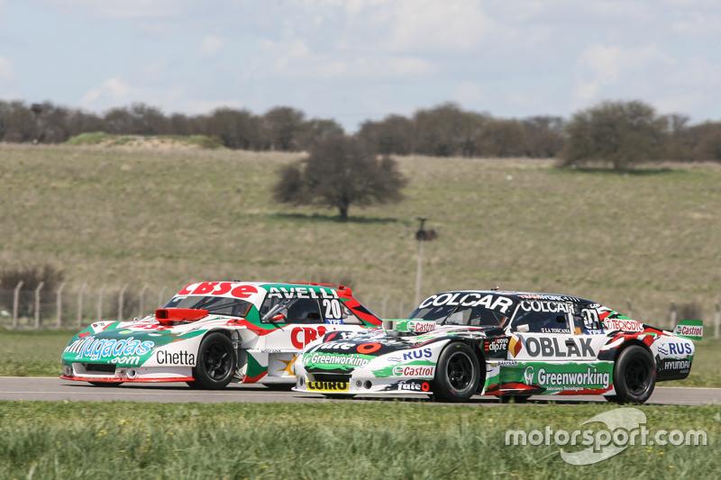 Карлос Окуловіч, Sprint Racing Torino, Гастон Маццакане, Coiro Dole Racing Chevrolet