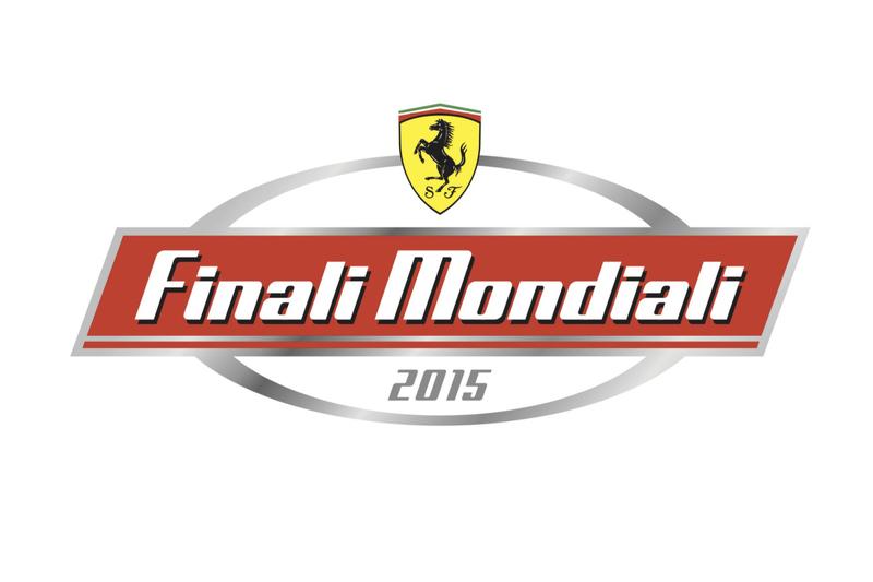 Ferrari-Weltfinale 2015, Logo