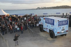 Team Trifene, Mundo Dakar event: Team Trifene Man M2000 18.285 4X4