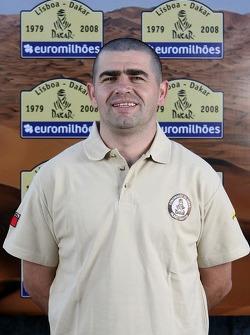 Portuguese teams presentation: Nuno Santos