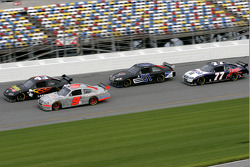 Bobby Labonte, Kasey Kahne, Regan Smith and Sam Hornish Jr.