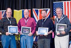 Chip Ganassi Racing with Felix Sabates: award winners