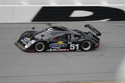 #51 Cheever Racing Porsche Fabcar: Thomas Erdos, Tom Kimber-Smith, Scott Mayer, Mike Newton, Brent Sherman