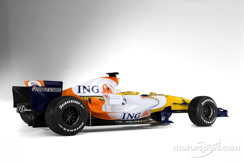 Diseño Renault 2008